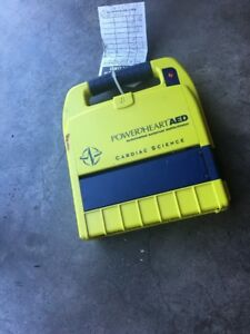 Cardiac Science 9200rd powerheart Automated Without Battery
