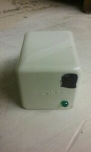 Sigma Relay 4r 1000s sil 5 pin Base Used
