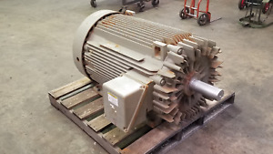 300 Hp General Electric Motor 1800 Rpm 509ll Frame Tefc 2300 V 1 15 S f