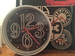 Mid Century Modern Howard Miller Wall Clock