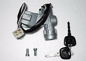 New Ignition Switch For Suzuki Sj410 Sj 413 Samurai Santana Tumbler Starter Lock