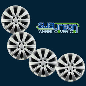 2011 2012 2013 Toyota Corolla Style 508 16s 16 Replacement Hubcaps New Set 4