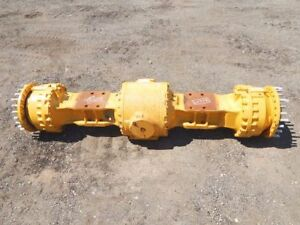 Zf john Deere 844k Wheel Loader Front Axle Part At378559