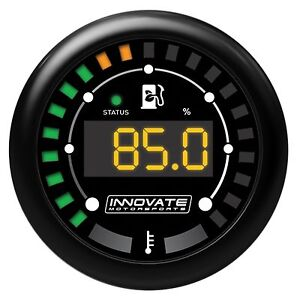 Innovate 3912 Mtx d Ethanol Content Fuel Temp Gauge Kit Sensor Not Included