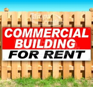 Commercial Building For Rent Advertising Vinyl Banner Flag Sign Many Sizes Usa