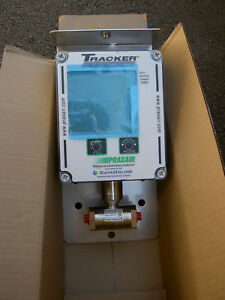 New Praxair Tracker Wireless Telemetry Unit Dataonline Sens 4002 600 Range 0 600