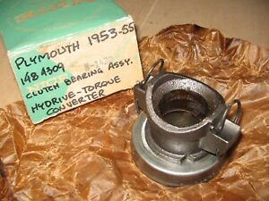Plymouth 1953 1954 1955 New Clutch Bearing Assembly