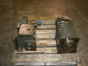 Hitachi Seiki Cnc Lathe Hicell Spindle Head Stock Assembly