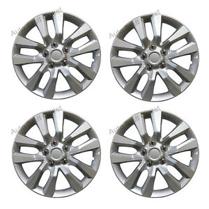 New 16 Hub Cap Silver Wheel Cover Fits Nissan Altima Quest Style 10 16 1049