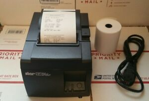 Star Micronics Tsp100 Tsp143lan Thermal Receipt Printer Ethernet