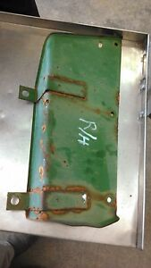 1050 John Deere 1050 Fender Ext Right Hand