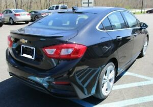 2016 2018 Chevrolet Cruze Spoiler Painted Lifetime Warranty All Colors 3m Tape