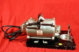 Gomco Allied Healthcare 911 Tabletop Aspirator Suction Pump Explosion Proof