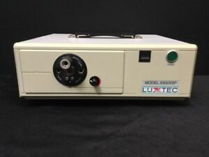 Luxtec 9300xsp Light Source 1738 Hours biomed Tested