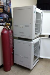 Two Working Nuaire Nu 4750 Co2 Water Jacketed Incubators free Shipping