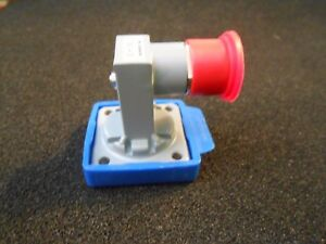 Wr62 To Sma Adapter Transition Penn Engineering 1 5 Inches Tall P n 1238 1a cb