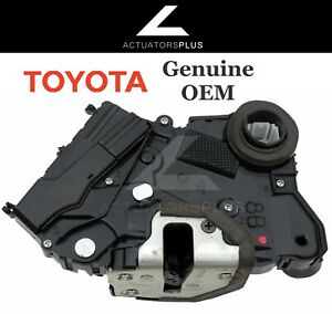 Toyota Tacoma Oem Front Right Door Lock Actuator 2010 2015 Lifetime Warranty