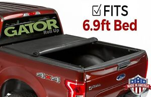 Gator Etx Roll Up Fits 2017 2019 Ford Sd F250 F350 6 9 Ft Tonneau Bed Cover