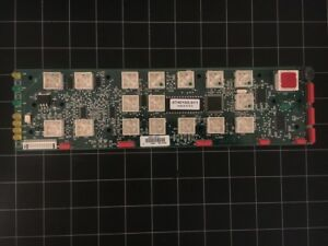 Hill rom 143551 Totalcare Left Side User Control Module Pcb Assembly
