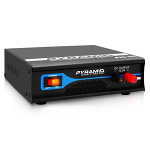 Pyramid Compact Power Supply Ac to dc Power Converter 30 Amp Bench Power Sup