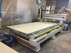 Thermwood Cs45 5 X 10 Cnc Router