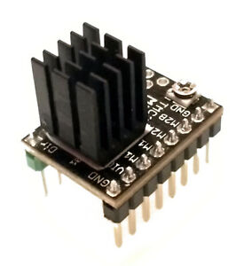 3d Printer Silent Stepper Motor Driver Tmc2100 With Heatsink Reprap