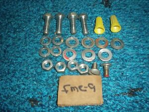 Fmc 601 9 Brake Lathe Assorted Hardware