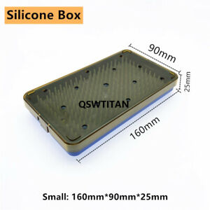 New Small Sterilization Tray Case Box Opthalmic Surgical Instrument