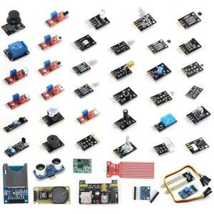 45 in 1 Sensor Module Kit Temperature Sensor For Arduino Uno R3