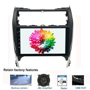 Android 10 Car Radio For 2012 2014 Toyota Camry Stereo Gps Navigation Head Unit