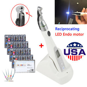 Dental Cordless Endo Motor Endodontic Root Canal Treatment 16 1 apex Locator E3