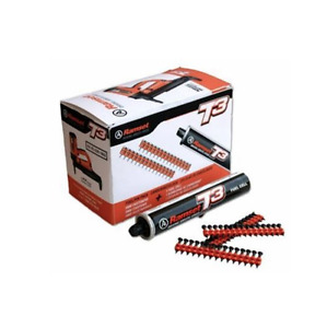 Ramset T3034 3 4 1000pcs Brand New For Use T3 Mag Nail Gun Fast Shipping