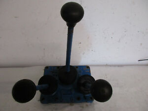 Ford 1000 1600 Tractor Original Shifter