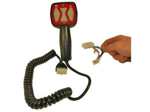 Sam Hand Controller For Western Straight Blade Snow Plows