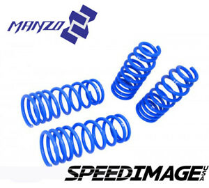 Manzo Lowering Springs Set For Toyota Corolla 2003 2007 Lowers F 2 0 R 2 0