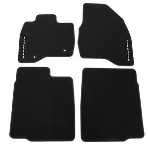 Oem New Front Rear Carpet Floor Mats Black 2015 Explorer Fb5z 7813086 Ab