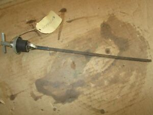 Oliver Tractor 1555 1600 1650 1655 Brand New Gas Dipstick Nos