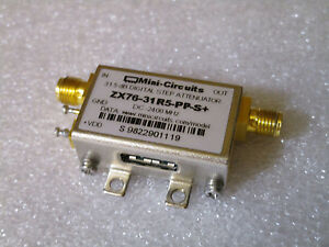 Mini circuits Zx76 31r5 pp s Digital Step Attenuator 31 5 Db Dc 2400mhz 2 4ghz