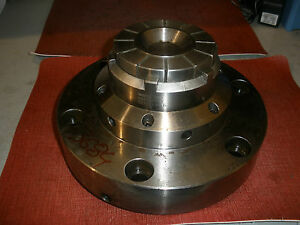 Mp Tool And Eng Cnc Lathe Power Collet Chuck A11 Spindle