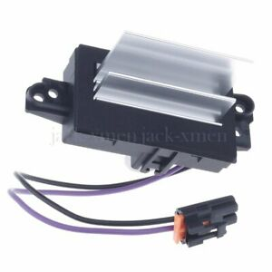 Us Updated Design Blower Resister For 2003 2006 Chevrolet Avalanche 1500 2500