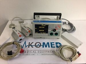 Zoll M Series 3 Lead Ecg Pacing