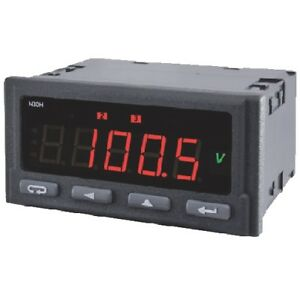 Sifam Tinsley N30h Digital Panel Meter Dc Amp And Volt Input