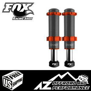 Fox 2 0 Factory Series Ifp Front Bump Stop Set For 07 18 Jeep Wrangler