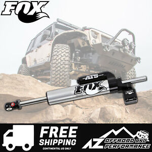 Fox 2 0 Performance Series Ats Steering Stabilizer For 07 18 Jeep Wrangler Jk