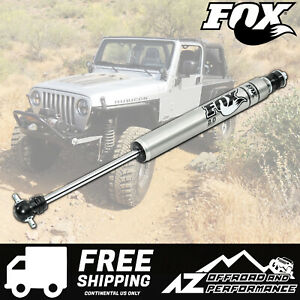 Fox 2 0 Performance Series Front Shock For 97 06 Jeep Wrangler Tj Lj 5 6 Lift
