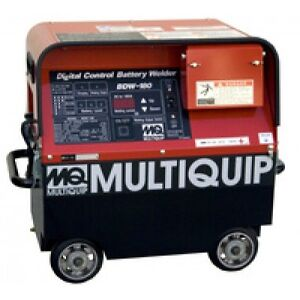 Multiquip s Bdw180mc Battery powered Welder Generator 120v Free Shipping