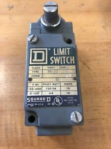 Square D Heavy Duty Limit Switch B61a2