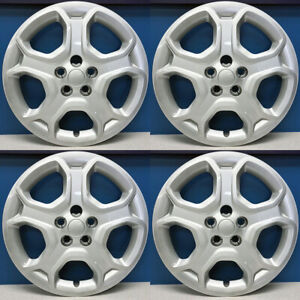 2017 2019 Ford Escape S 525 17s 17 Replacement Hubcaps Wheel Covers New Set 4