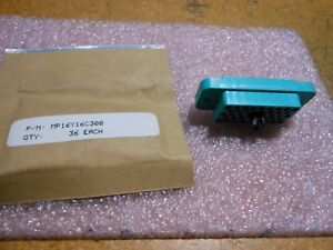 Delphi Connector With Contacts Mrsc036p00bv300 Nsn 5935 01 311 6753