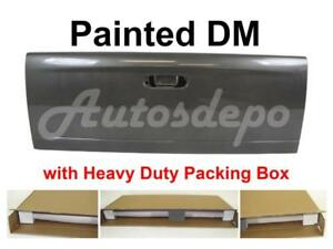 Painted Mineral Gray Dm Tailgate For 2002 08 Dodge Ram 1500 03 09 Ram 2500 3500